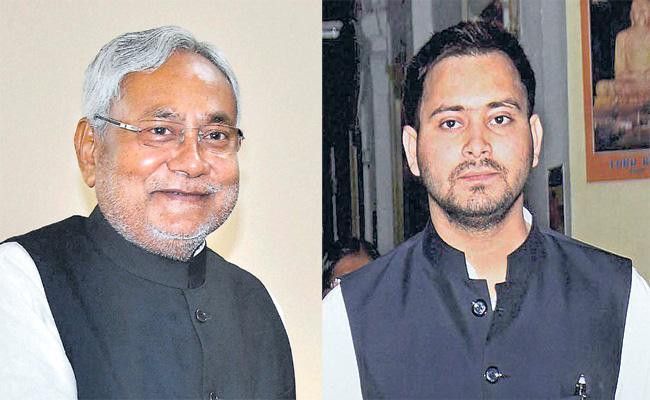 Narendra Modi Effect on Bihar Elections - Sakshi
