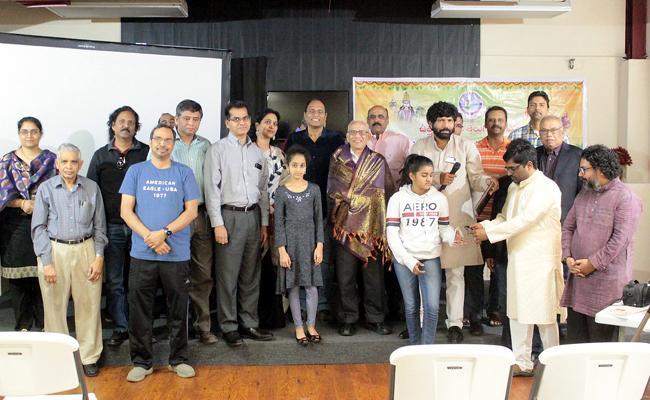 TANTEX Celebrated 140th Nela Nela Telugu Vennela In Dallas - Sakshi