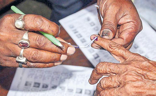 Ten Members Employees For One Voter in Arunachal Pradesh - Sakshi