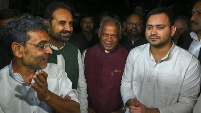 Congress And RJD Finalise Seat Sharing Arrangement In Bihar - Sakshi