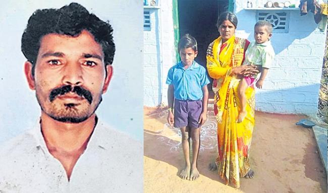 former suicide for debt burdens - Sakshi