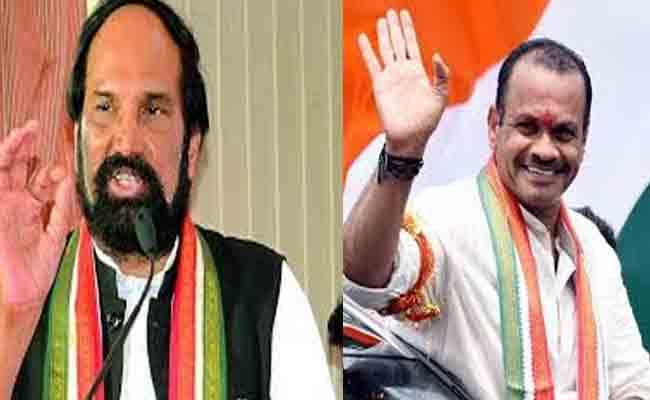 Congress Finalises MP Candidates Except Khammam - Sakshi