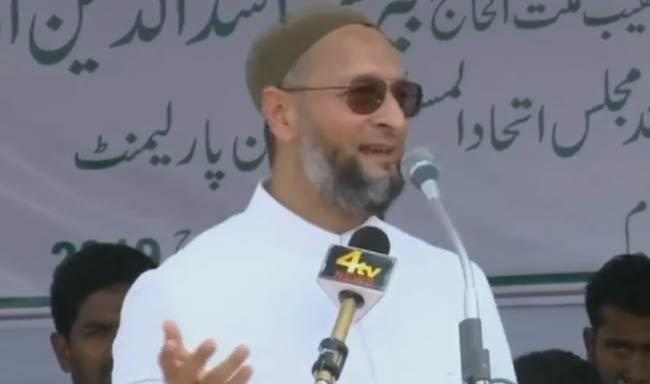 Asaduddin Owaisi Comments on Andhra Pradesh Elections - Sakshi