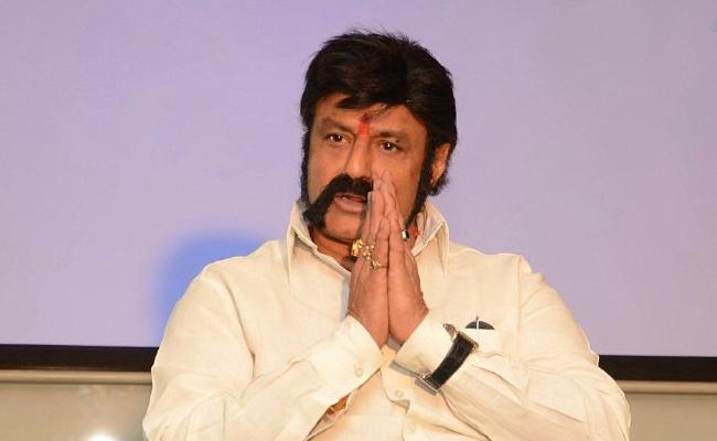 Balakrishna Decided to Stop Producing Films - Sakshi