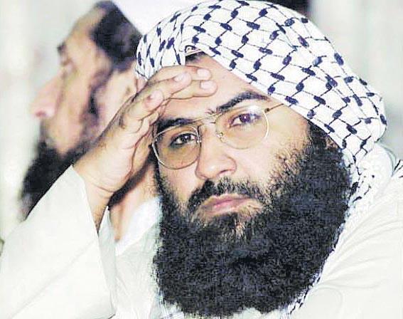 Shah Mahmood Qureshi admits Masood Azhar is in Pakistan - Sakshi