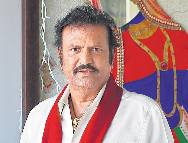 Mohan Babu in Mani Ratnam's upcoming multi-starrer - Sakshi