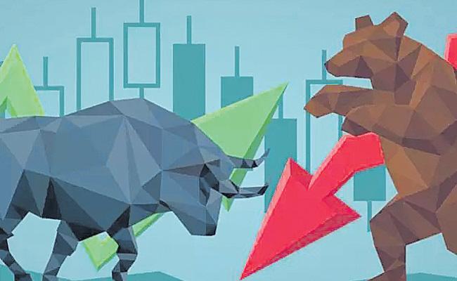 Sensex jumps 250 pts, Nifty tops 10850 as Indo-Pak tensions ebb - Sakshi