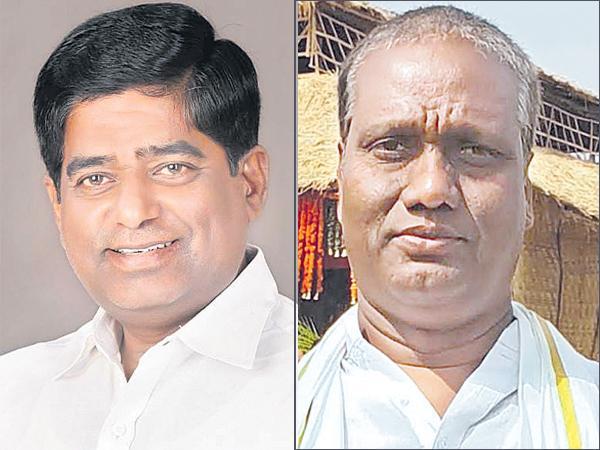 Munnuru Kapu Support to the KCR - Sakshi