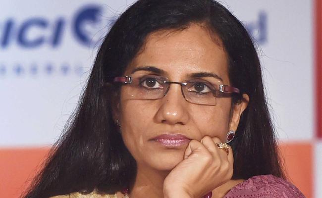 Chanda Kochhar, Questioned Till 4 AM - Sakshi