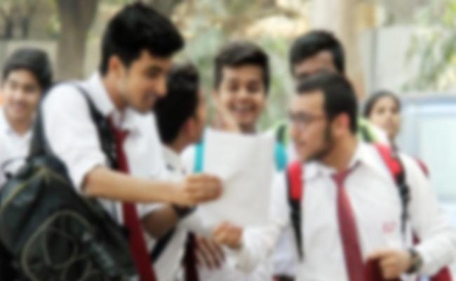 Inter Student Arrested in Writing His Friend Exam - Sakshi