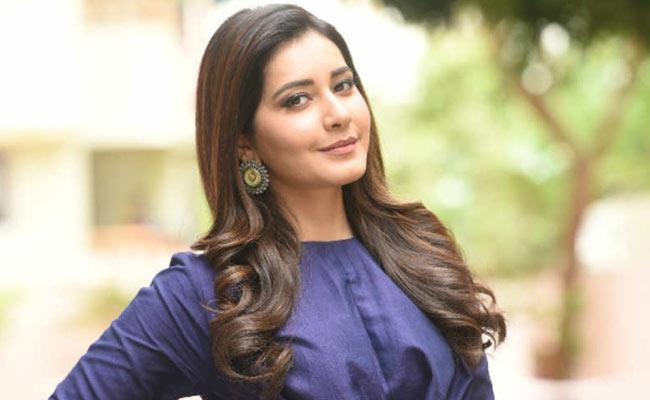 Raashi Khanna Is Ready To Join In Venky Mama Shooting - Sakshi