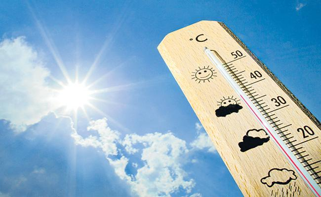 IMD Hyderabad Says Steady Rise in Hyderabad Temperatures - Sakshi