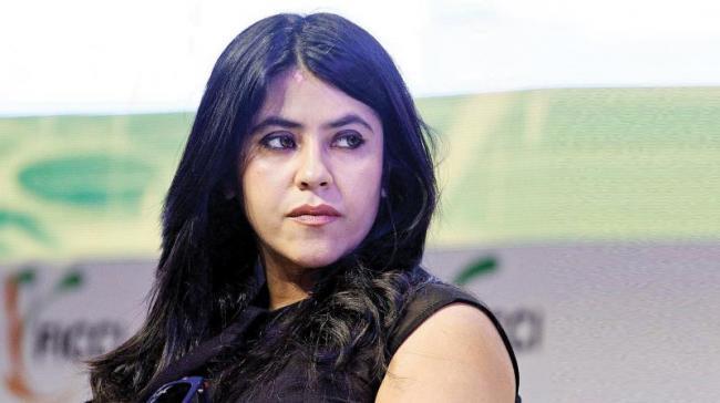 Ekta Kapoors Stalker Arrested In Mumbai - Sakshi