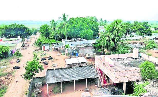 TDP MLA Not Came To The Chintalapalem Village After Winning 2014 Elections - Sakshi