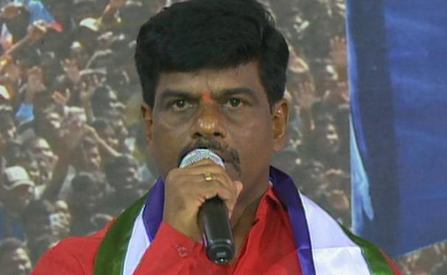 Tribunal Directs AP Govt To Accept Gorantla Madhav VRS - Sakshi