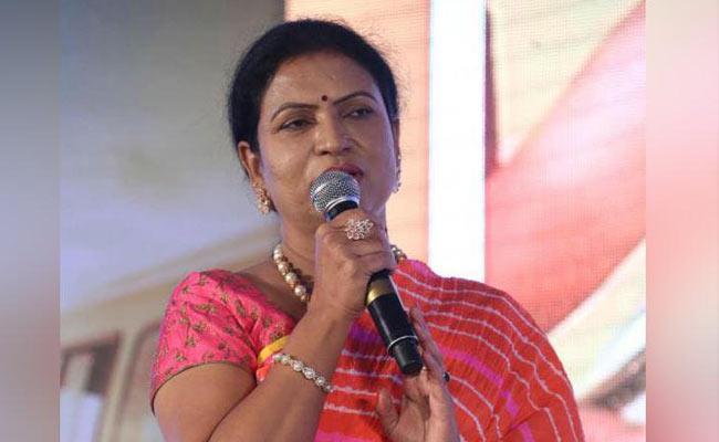 I Will Contest From Mahabubnagar MP Seat Says DK Aruna - Sakshi