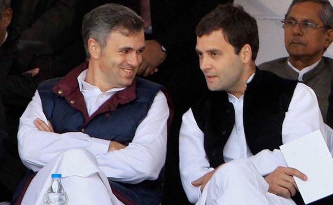 NC And Congress Alliance In Jammu Kashmir - Sakshi