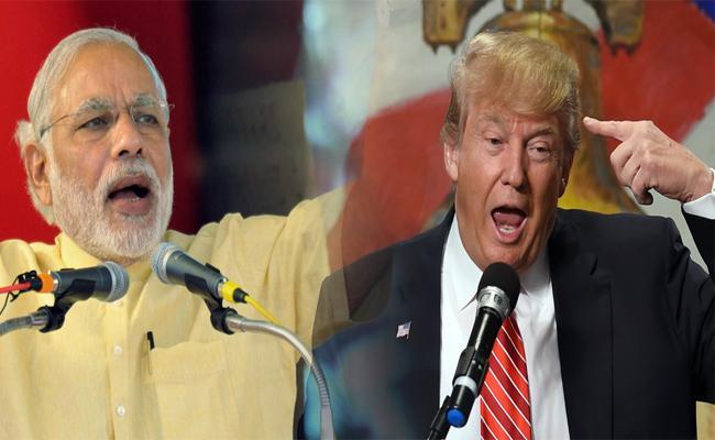 Donald Trump Decision Over Generalized System Of Preferences - Sakshi