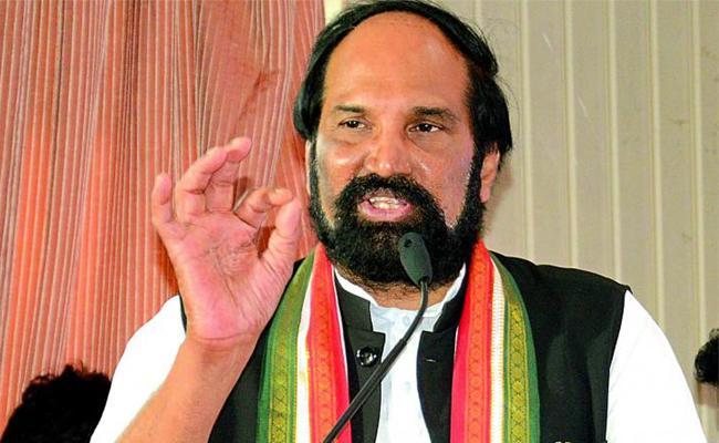 TPCC Chief Uttam Kumar Reddy Criticises DK Aruna - Sakshi