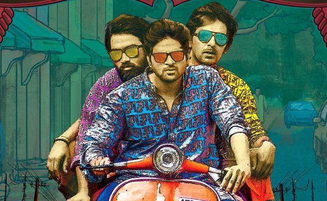 Sree Vishnu And Priyadarshi and Rahul Ramakrishna Brochevarevarura First Look - Sakshi