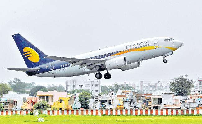 Why SBI is going out of way to save Jet Airways - Sakshi
