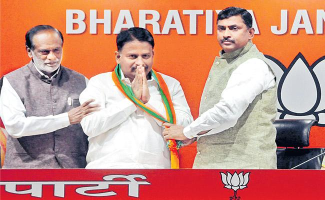 Telangana BJP operation has begun to attract the Lok Sabha elections - Sakshi
