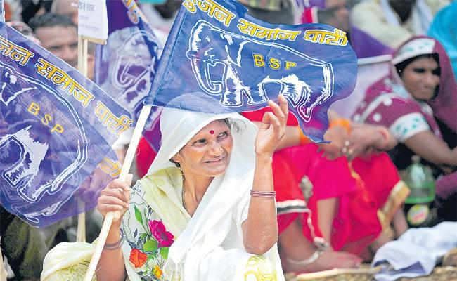 History of Political Parties BSP Party Profile - Sakshi