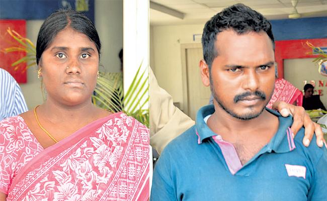 Wife Killed Husband With Her Boyfriend in Hyderabad - Sakshi
