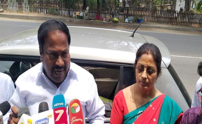 Nirmala Devi Get Bailed in Students Case - Sakshi