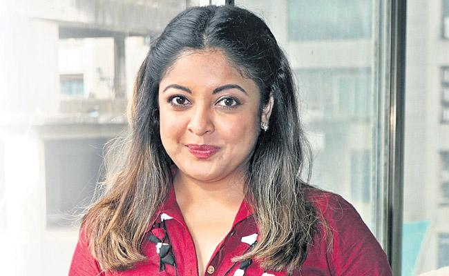 Tanushree Datta is a short film Inspiration - Sakshi