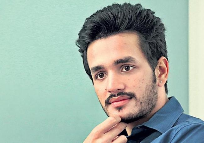 Akhil next film with bommarillu bhaskar - Sakshi
