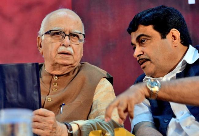 Adwani ji has not Given Ticket keeping  his Health and Age Says Nitin Gakari - Sakshi