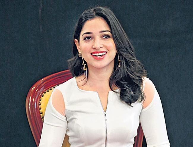 Tamannaah to play lead in Raju Gari Gadhi 3 - Sakshi