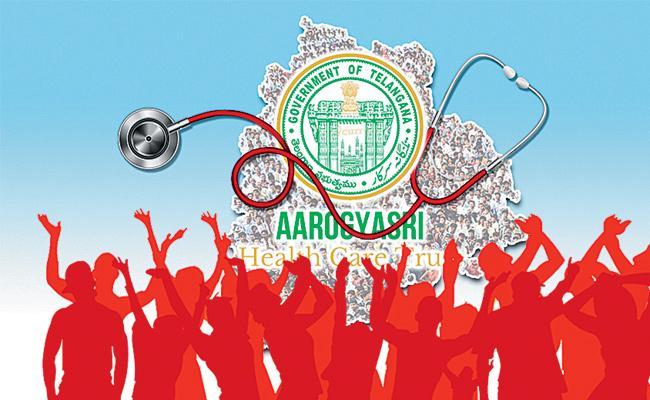 Aarogyasri Scheme is acting in Telangana - Sakshi