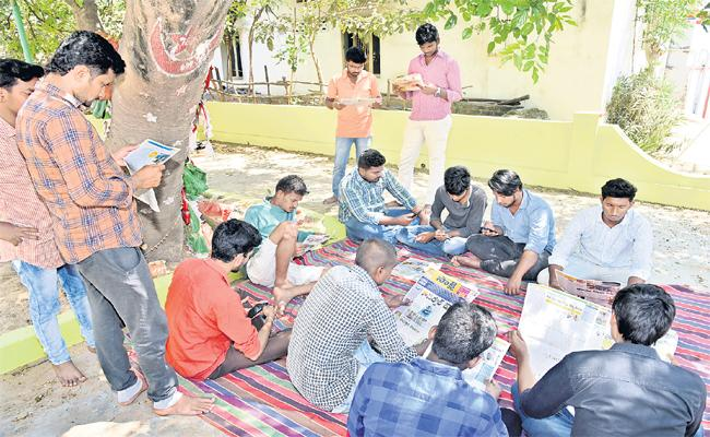 Chandrababu Has Failed To Produce Jobs For Unemployment Youth - Sakshi