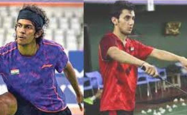 Mithun Manjunath And Ajay jayaram  lose in Orleans Masters - Sakshi