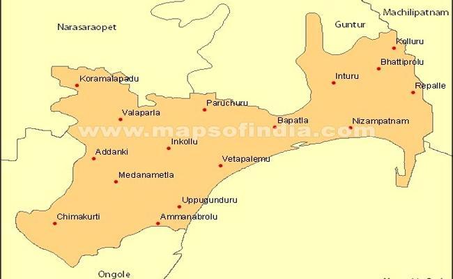 Bapatla Constituency Review In Prakasam - Sakshi