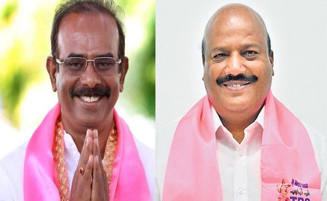 Trs Announces Lok sabha Candidates - Sakshi
