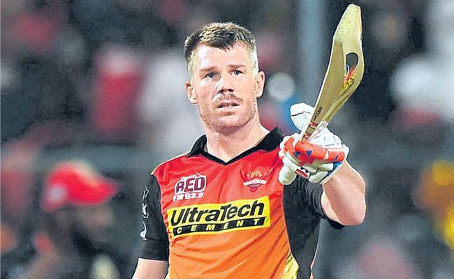 David Warner return Sunrisers Hyderabad team - Sakshi