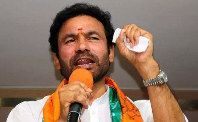 Kishan Reddy To Contest From Secunderabad - Sakshi