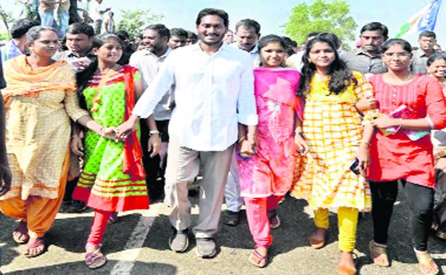 Every Panchayat Jobs For 10 Members - Sakshi