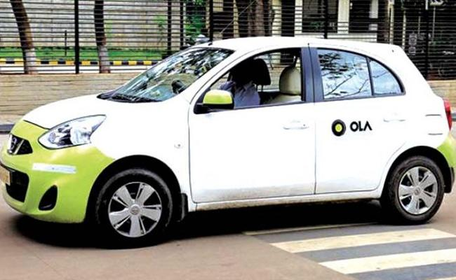 Karnataka government Cancelled Ola Cabs Licence for 6 months - Sakshi