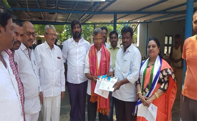 No Development In Guduru Constituency - Sakshi