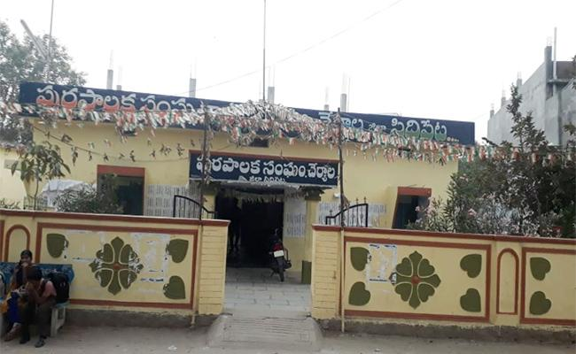 Election Time Municipality Problems In Medak - Sakshi