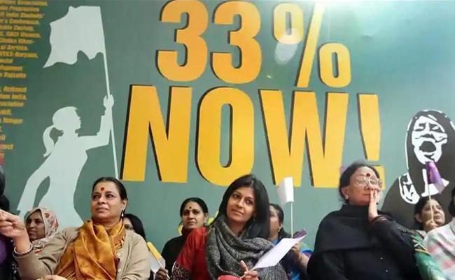 Women In Indian Lok Sabha Elections Contesting Nominally - Sakshi