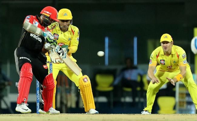 RCB Got 4th Time Most single figure scores in an innings in IPL - Sakshi