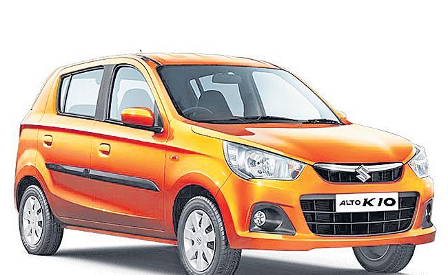 Alto best selling PV model in Feb - Sakshi