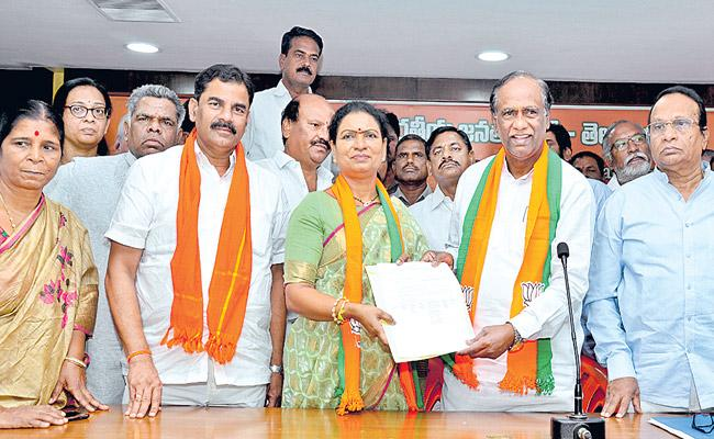 BJP Lok Sabha election campaign this month is 29th - Sakshi