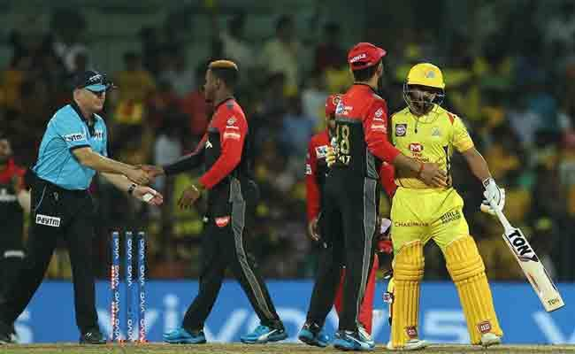 IPL 2019 First match Csk Win Against RCB In Chennai - Sakshi