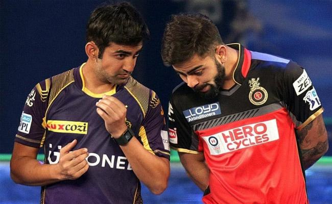Kohli Reaction On Gautam Gambhir Lucky To Survive As IPL Captain Comment - Sakshi